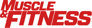Muscle & Fitness Logo image